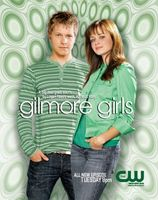 Gilmore Girls movie poster (2000) picture MOV_54b4b6e3