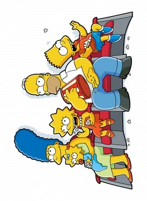 The Simpsons Movie movie poster (2007) poster MOV_54b573bb