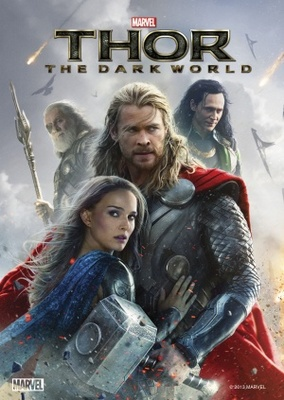 Thor: The Dark World movie poster (2013) poster MOV_54b88bb1