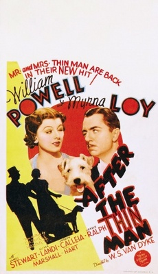 After the Thin Man movie poster (1936) poster MOV_54b9d004