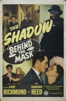 Behind the Mask movie poster (1946) picture MOV_54baefc1