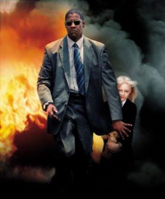 Man On Fire movie poster (2004) poster MOV_54c04794