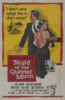 Night of the Quarter Moon movie poster (1959) picture MOV_54c6282c
