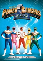 Power Rangers Zeo movie poster (1996) picture MOV_54c80647