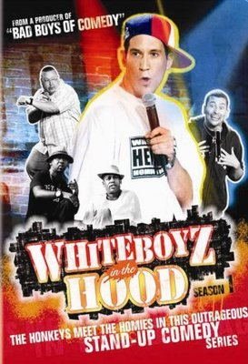 Whiteboyz in the Hood movie poster (2006) poster MOV_54cc647c