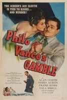 Philo Vance's Gamble movie poster (1947) picture MOV_54ce8759