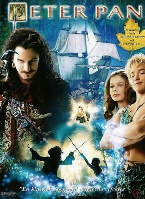 Peter Pan movie poster (2003) poster MOV_54d0dfff