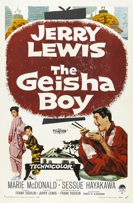 The Geisha Boy movie poster (1958) poster MOV_54e88dec
