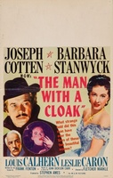 The Man with a Cloak movie poster (1951) picture MOV_54f2e6b3