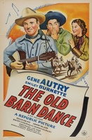 The Old Barn Dance movie poster (1938) picture MOV_54f6fd4d