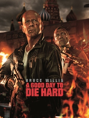 A Good Day to Die Hard movie poster (2013) poster MOV_54f7ef02