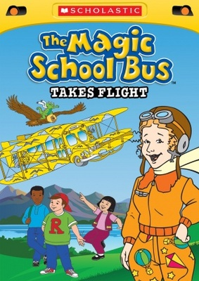 The Magic School Bus movie poster (1994) poster MOV_54ffafb5