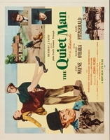 The Quiet Man movie poster (1952) picture MOV_5509de64