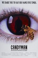 Candyman movie poster (1992) picture MOV_550b3b08