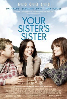 Your Sister's Sister movie poster (2011) poster MOV_550b7b7b