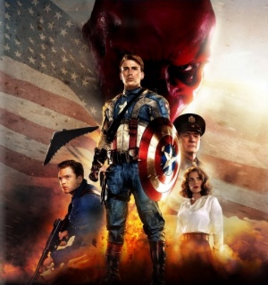 Captain America: The First Avenger movie poster (2011) poster MOV_550f777d