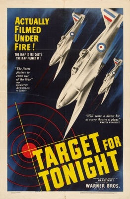 Target for Tonight movie poster (1941) poster MOV_5510927f