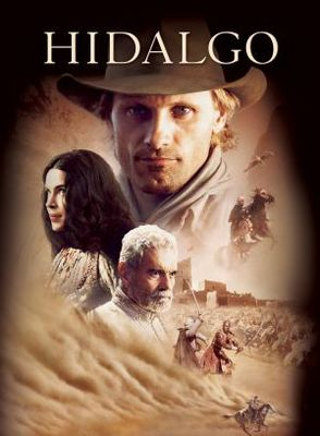 Hidalgo movie poster (2004) poster MOV_551160ad