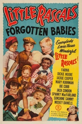 Forgotten Babies movie poster (1933) poster MOV_55138859