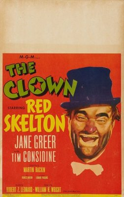 The Clown movie poster (1953) poster MOV_5513f1d2