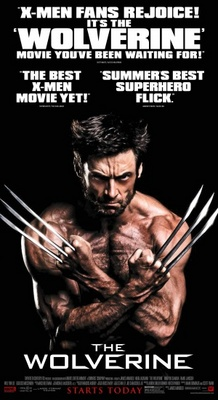 The Wolverine movie poster (2013) poster MOV_55164b90