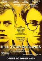 Kill Your Darlings movie poster (2013) picture MOV_16a958fa