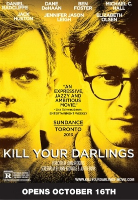 Kill Your Darlings movie poster (2013) poster MOV_5518d554