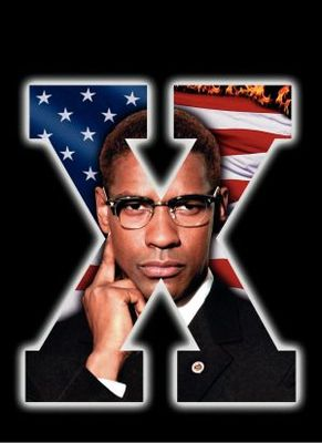 Malcolm X movie poster (1992) poster MOV_5518f55a