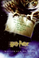 Harry Potter and the Sorcerer's Stone movie poster (2001) picture MOV_551f3193