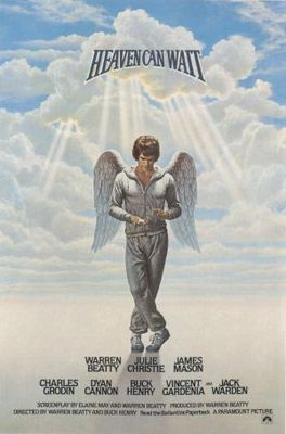 Heaven Can Wait movie poster (1978) poster MOV_55204f54