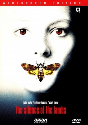 The Silence Of The Lambs movie poster (1991) poster MOV_55237c93