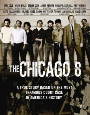 The Chicago 8 movie poster (2011) poster MOV_552de94d