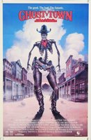 Ghost Town movie poster (1988) picture MOV_552f628a