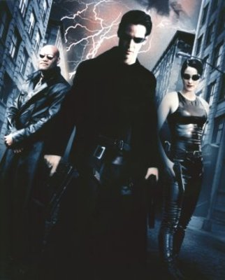 The Matrix movie poster (1999) poster MOV_5532772c