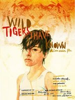 Wild Tigers I Have Known movie poster (2006) picture MOV_b1c91db1