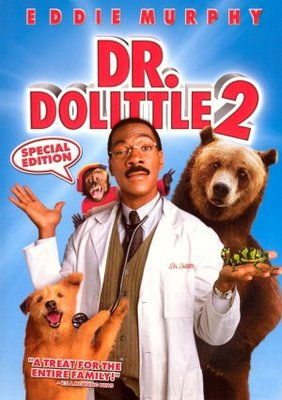Doctor Dolittle 2 movie poster (2001) poster MOV_5552f918