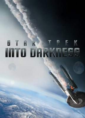 Star Trek Into Darkness movie poster (2013) poster MOV_555478fe