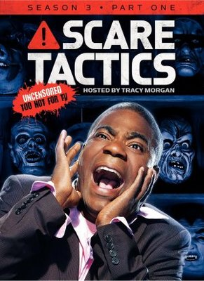 Scare Tactics movie poster (2003) poster MOV_55610843