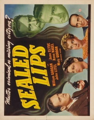 Sealed Lips movie poster (1942) poster MOV_55625df5