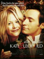 Kate & Leopold movie poster (2001) picture MOV_55654cdd