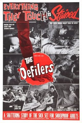The Defilers movie poster (1965) poster MOV_55666458