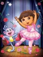 Dora the Explorer movie poster (2000) picture MOV_556a4fff