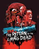 The Return of the Living Dead movie poster (1985) picture MOV_3df481da