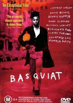 Basquiat movie poster (1996) poster MOV_55702032