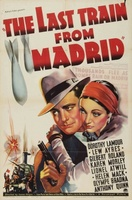 The Last Train from Madrid movie poster (1937) picture MOV_5574bd00