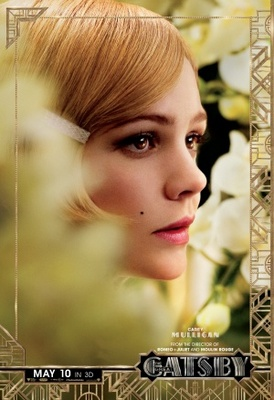 The Great Gatsby movie poster (2012) poster MOV_55790e33