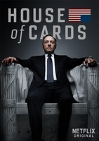 House of Cards movie poster (2013) picture MOV_55880c34