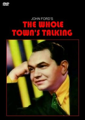The Whole Town's Talking movie poster (1935) poster MOV_558a53ae