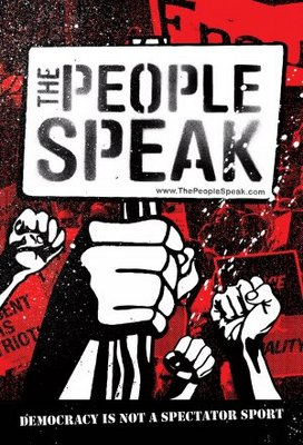 The People Speak movie poster (2009) poster MOV_558c81d0