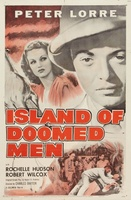Island of Doomed Men movie poster (1940) picture MOV_558ff16d